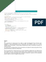 Hardware Libre TALLER Y PARCIAL Corte 2