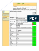 K-Lite Codec Pack- Comparison of abilities and supported file formats