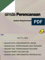 2 Slide Sysreq Simda Perencanaan v4