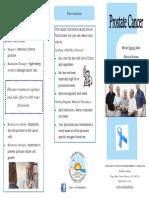 Prostate Cancer Brochure (PDF)_201503181159055445Prostate Cancer Brochure (PDF)_201503181159055445