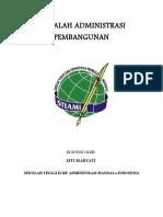 174065336-MAKALAH-ADMINISTRASI-PEMBANGUNAN (1).doc