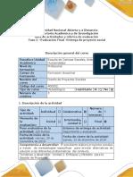 Guía de  actividades y rúbrica de evaluación - Fase 5 - Evaluación Final - Entrega de Proyecto  Social.pdf
