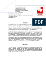Informe práctica 2 Química ambiental Univalle