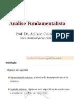 Analise fundamentalista.ppt
