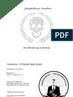 Anonymous El Manual Super Secreto v0 2 2 Es