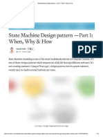 State Machine Design Pattern —Part 1_ When, Why & How