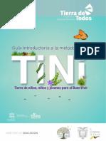 Guía de introducción a metodología TINI