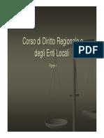 Italia Regionale e Degli Enti Locali