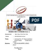 Actividad Nro. 04 Responsabilidad Social AYLI