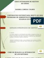 Sistemas Integrados de Gestion - Iso28000