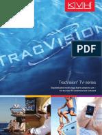 KVH TracVision Marine Satellite TV TV3 TV5 TV6