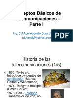 Modulo1 Telecomunicaciones Basicas Parte1 2018 Idat