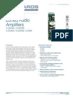 E85010-0057 -- EST3 Zoned Audio Amplifiers.pdf