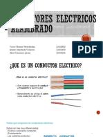 conductores electricos