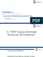 4 Solucion de Problemas de Manufactura 8D