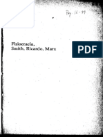 FISIOCRACIA, SMITH, RICARDO, MARX - NAPOLEONI, C..pdf