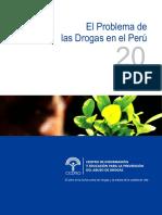 CEDRO.problema de Las Drogas.2018