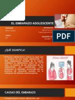 EL EMBARAZO PRECOZ.pptx