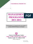 Management 2011 12