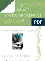 KMS & Alat Antrop