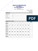 Information Systems - CS507 Spring 2010 Final Term Paper.doc
