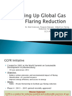 Flaring Reduction-Gas