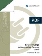 Salwico Cargo Addressable Installation Manual E
