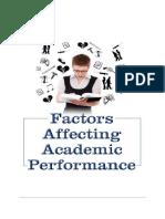 Surveys on Factors Affecting Students