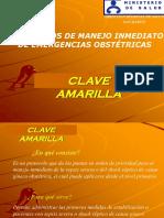 CLAVE AMARILLA.ppt