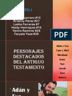 Personajes destacados del AT.pptx