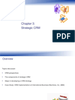 Strategic CRM