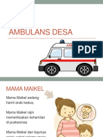 Ambulans Desa
