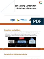 ARC Project Presentation - Indo European Skilling Centers for Mehcatronics and Industrial Robotics (1).pdf