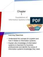 Information system management chapter 1