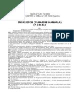 Instructiuni proprii ingrijitor cladire.doc
