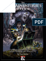 5E Solo Gamebooks - The Solo Adventurer's Toolbox
