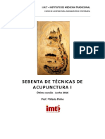 TÉCNICAS DE ACUPUNCTURA I- Sebenta  - PDF - Para Alunos.pdf