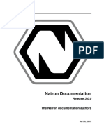 natron documentation