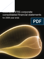 Illustrative IFRS Corporate Consolidated Financial Statements 2009