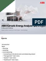 energy meters abb
