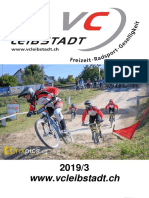 Vereinsheft Veloclub Leibstadt 2019/3