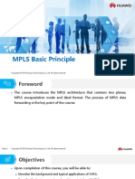 HC110110035 MPLS Basic Principle