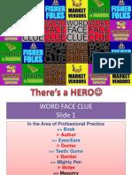 AP World Face Clue