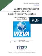 Equine Neurologic Examination