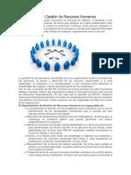 Funciones de la Gestión de Recursos Humanos.docx