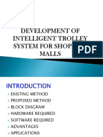 smart trolley ppt..ppt