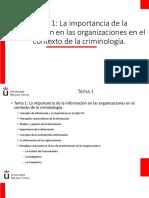Tema 1 La importancia de la información en las organizaciones en el contexto de la criminología..pdf