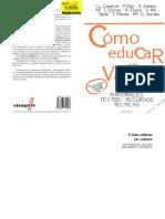 Como educar en valores (ACTIVIDADES).pdf