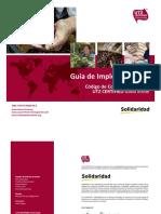 161210 Guía de Implementación Solidaridad