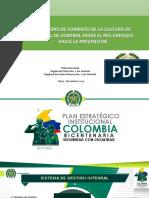 Presentacion Plan Estrategico Para Unidades